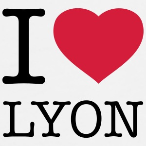 I LOVE LYON - Men's Premium T-Shirt
