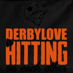 Derbylove is hitting on each other Magliette - Zaino per bambini
