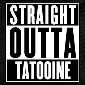 Straight Outta Tatooine - T-shirt - Kids' Backpack