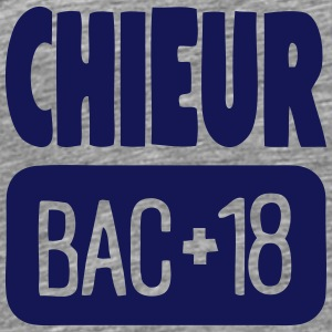 chieur bac 18 citation humour provocateu Vêtements de sport - T-shirt Premium Homme