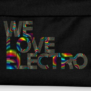 we love electro 05 Tee shirts - Sac à dos Enfant