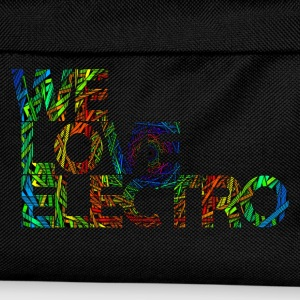 we love electro 04 Tee shirts - Sac à dos Enfant