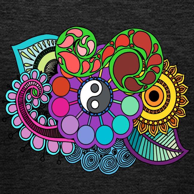 Colour Nature Mandala