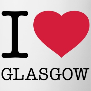 I LOVE GLASGOW - Tazza