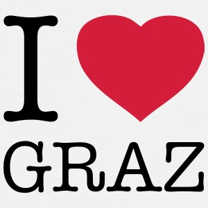 I LOVE GRAZ - Men's Premium T-Shirt