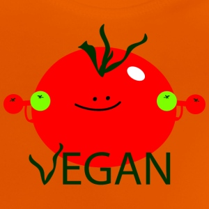Vegan with vigor Tee shirts - T-shirt Bébé