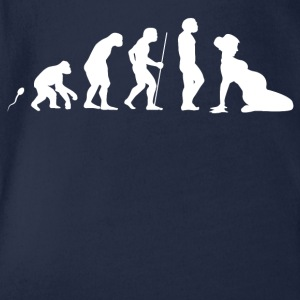 Schwangere Evolution Fun Shirt Langarmshirts - Baby Bio-Kurzarm-Body