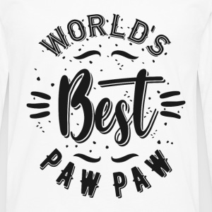 Best Paw Paw - Men's Premium Longsleeve Shirt