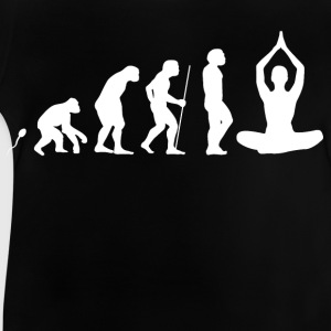 Joga Evolution Fun Shirt T-Shirts - Baby T-Shirt