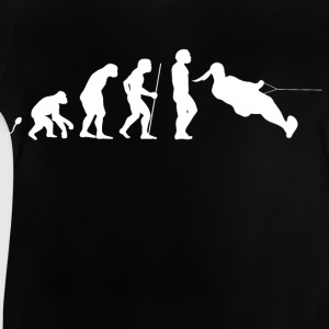 Wasserski Evolution Fun Shirt T-Shirts - Baby T-Shirt