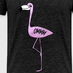 Ommm Flamingo Tops - Men's Premium T-Shirt
