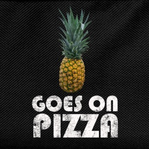ANANAS AUF PIZZA - PINEAPPLE GOES ON PIZZA T-Shirts - Kinder Rucksack