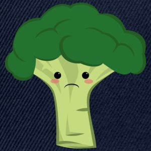 Cute Broccoli (Noone love Tee shirts - Casquette snapback