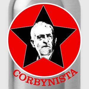 Corbynista T-Shirts - Water Bottle