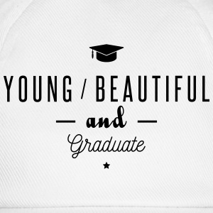young and graduate Bags & Backpacks - Baseball Cap