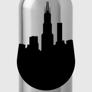 city T-Shirts - Water Bottle