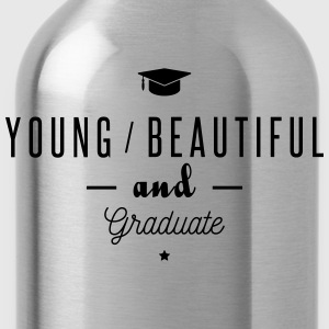 young and graduate Hoodies & Sweatshirts - Water Bottle