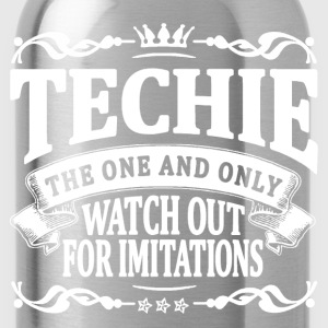 techie the one and only T-Shirts - Water Bottle