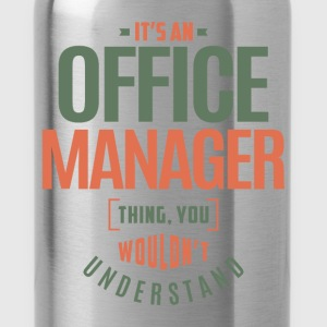 Office Manager  - Water Bottle