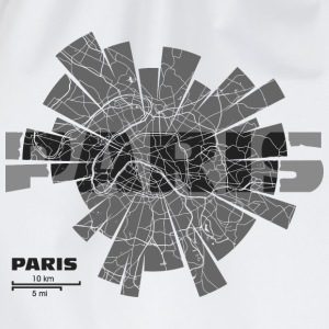 Paris T-Shirts - Turnbeutel