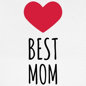 Best Mom (dh) T-Shirts - Baseballkappe