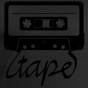 Tape cassette T-Shirts - Men's Sweatshirt by Stanley & Stella