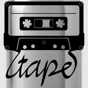 bandcassette T-shirts - Drinkfles