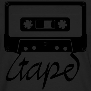 Tape cassette T-Shirts - Men's Premium Longsleeve Shirt