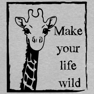 Make your life wild - Baby T-Shirt