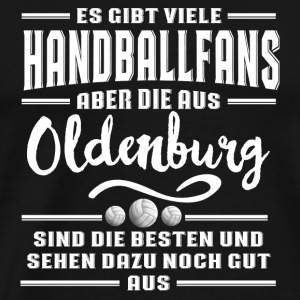 Handball Oldenburg  Pullover & Hoodies - Männer Premium T-Shirt