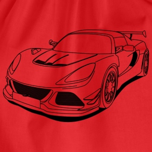 cool car outlines T-Shirts - Turnbeutel