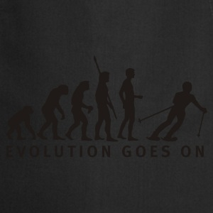 evolution_ski_b Hoodies & Sweatshirts - Cooking Apron