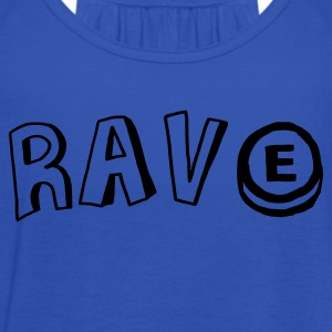 Rave E - Women's Tank Top by Bella