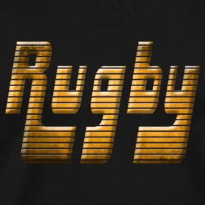Rugby Vintage Peluches - T-shirt Premium Homme