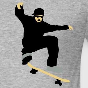 skater_a_3c Sweaters - slim fit T-shirt