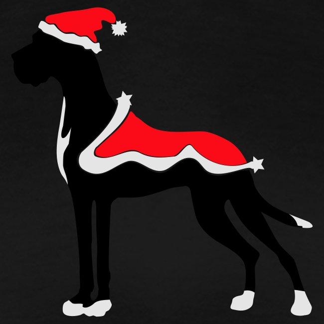 Weihnachtsdogge
