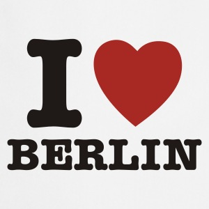 I Love Berlin - I Heart Berlin Jumpers - Cooking Apron
