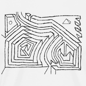 PowerLines 28 T-shirts - Premium-T-shirt herr
