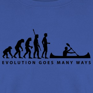 evolution_ruderer_b Shirts - Men's Sweatshirt