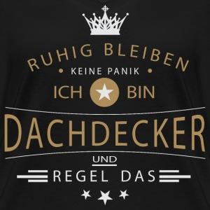 suchbegriff 39 dachdecker 39 t shirts online bestellen spreadshirt. Black Bedroom Furniture Sets. Home Design Ideas