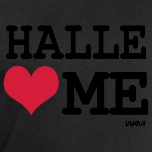 Noir/blanc halle loves me by wam T-shirts - Sweat-shirt Homme Stanley & Stella