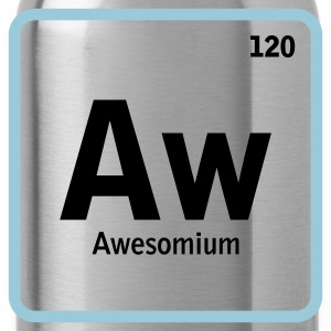 Awesomium - Trinkflasche