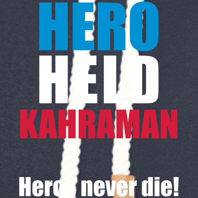 Hero Shirt Erdogan Shirt - Turkey Türkei #Erdogan #Kahraman