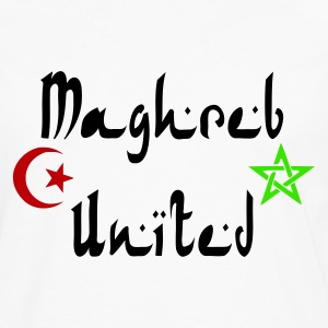 Sweat homme Maghreb United !  - T-shirt manches longues Premium Homme