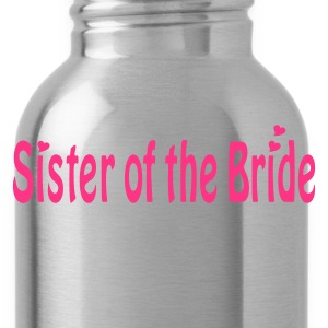 Black Sister of the Bride Jumpers  - Water Bottle