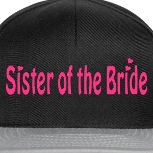 Black Sister of the Bride Jumpers  - Snapback Cap
