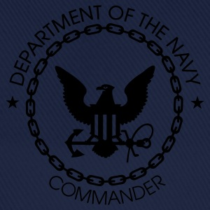 Navy Department seal - eushirt.com T-Shirts - Baseballkappe