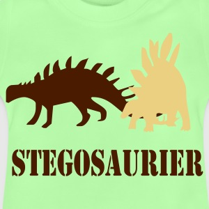 Stegosaurier - Baby T-Shirt