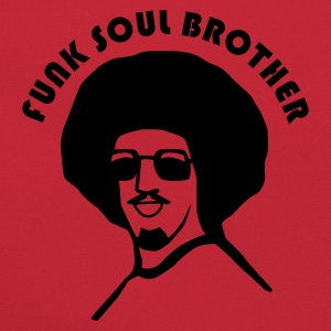 Funk Soul Brother - T-Shirt - Retro Tasche