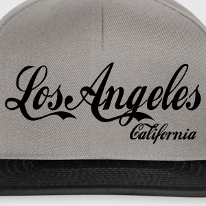 Heather grey los angeles california Jumpers - Snapback Cap